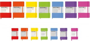 Leuchtturm 1917 planners are available in up to 16 colors for 2015