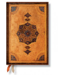 Paperblanks Safavid Mini 18-Month Planner