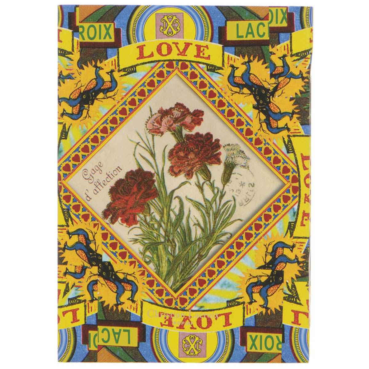 Christian Lacroix Love Notebook