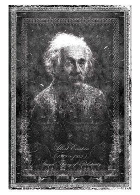 "Paperblanks Albert Einstein, Spec. Theory of Rel. Mini 4""x5-1/2"""