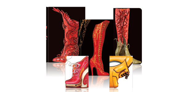 Paperblanks Fabulous Footwear