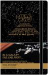 Moleskine Star Wars Large Plain Notebooks