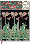 "Paperblanks Mucha Papaver 4"" x 5-1/2"" Mini Journal"