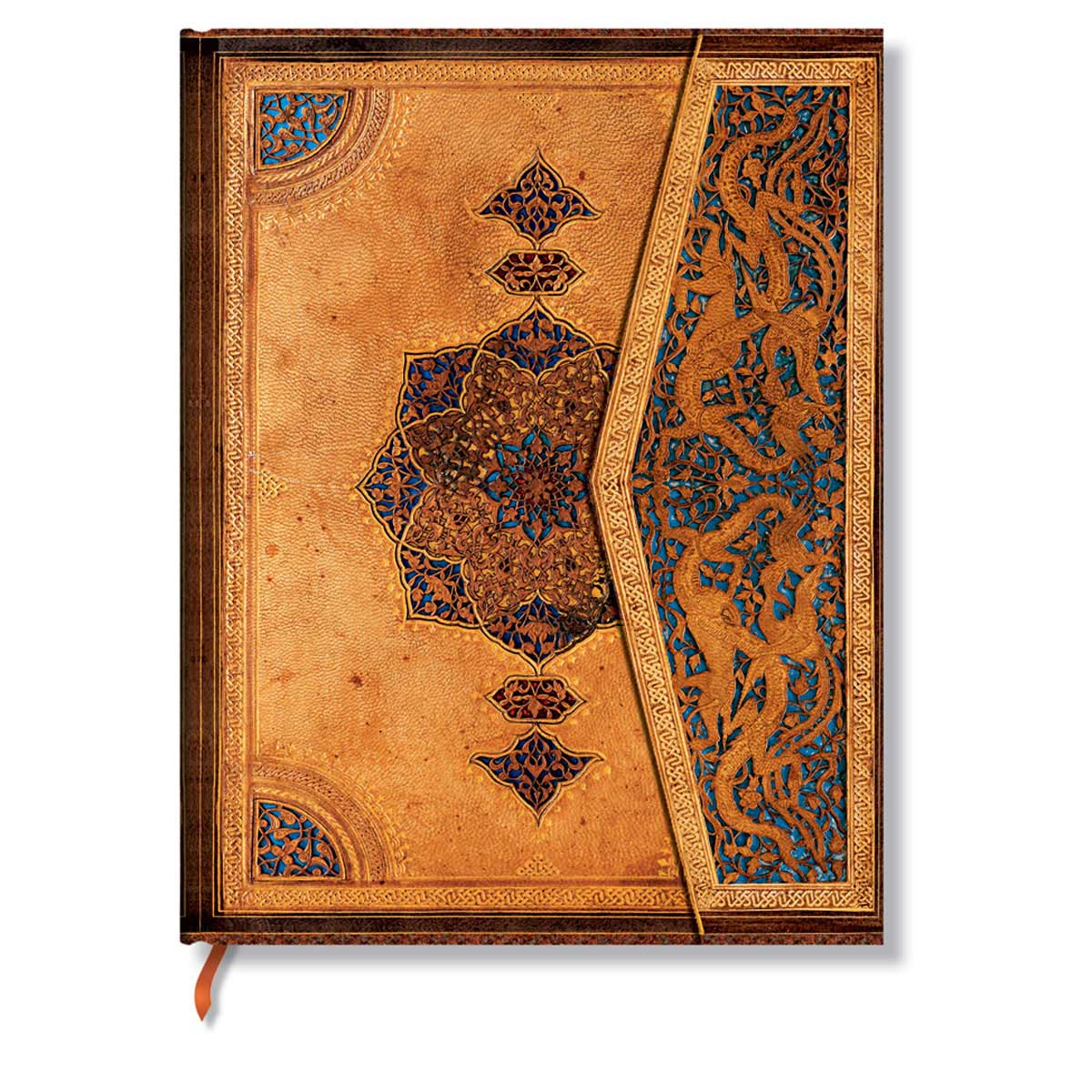 "Paperblanks Safavid 7"" x 9"" Ultra Journal"