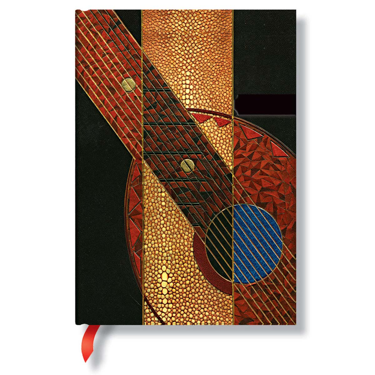 "Paperblanks Art Deco Serenade 5"" x 7\"" Midi Journal"
