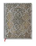 "Paperblanks Filigree Natural 7"" x 9"" Ultra Journal"