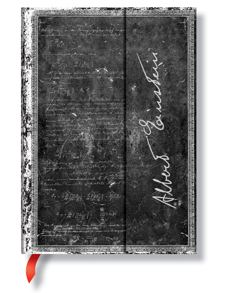 "Paperblanks Albert Einstein, Special Theory of Rel. Midi 5""x7"""