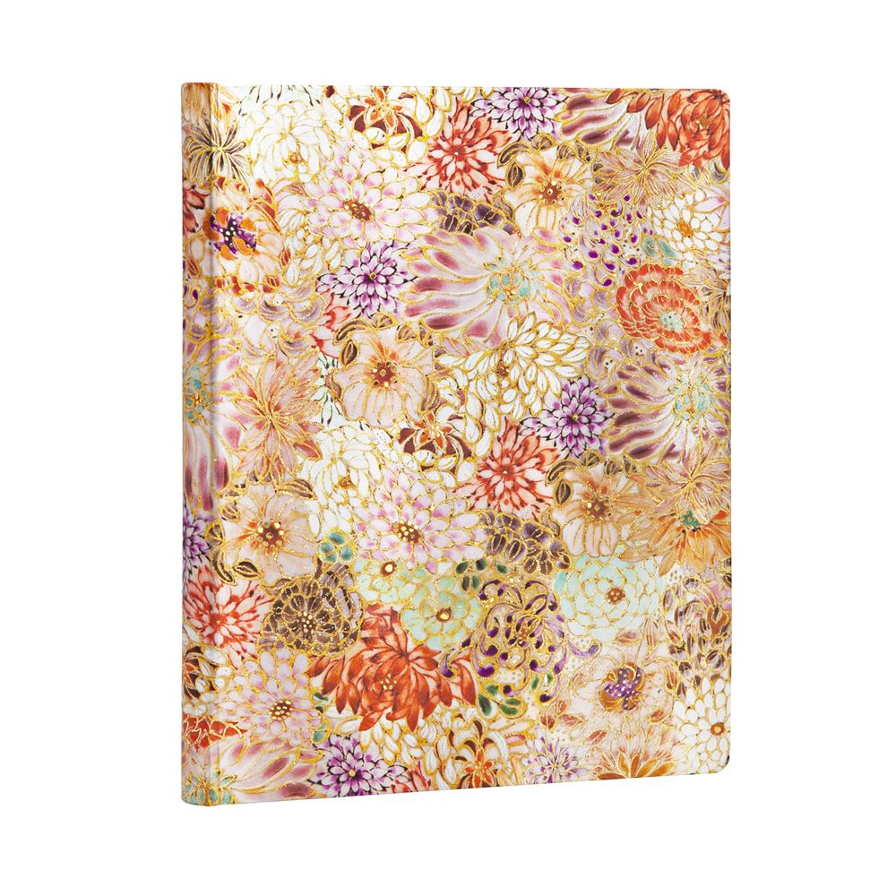 Paperblanks Dot-Grid Kikka Ultra 7 x 9 Inch