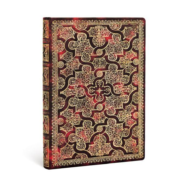 "Paperblanks Signature Editions Mystique Midi Journal 5"" x 7"""