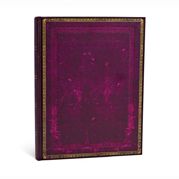 "Paperblanks Old Leather Classics 7"" x 9"" Cordovan Ultra"