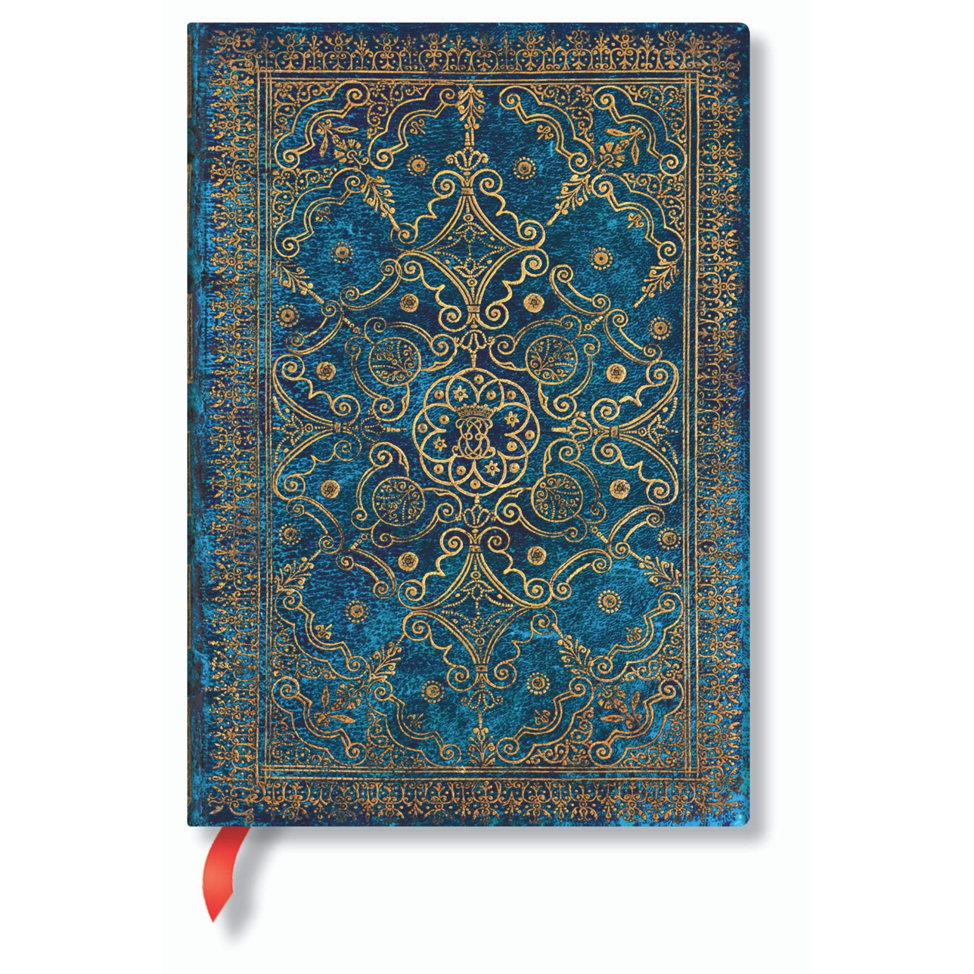 "Paperblanks Signature Editions Azure Midi Journal 5"" x 7"""