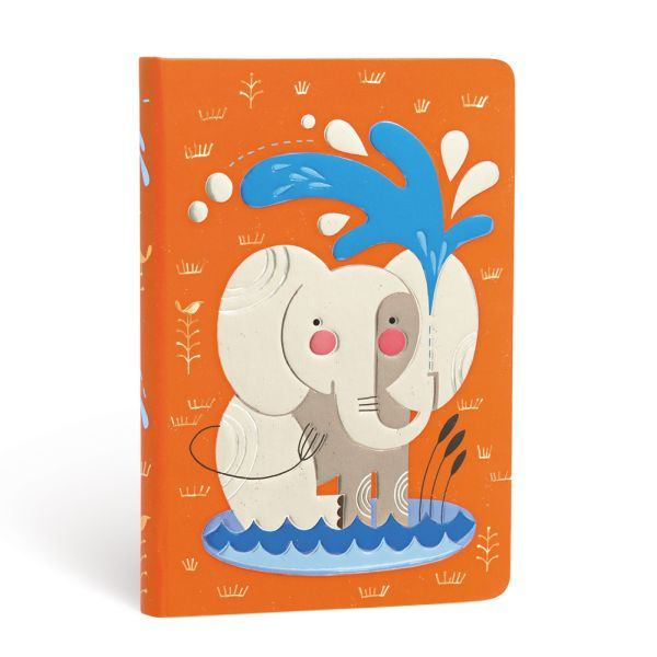 Paperblanks Tracy Walker, Baby Elephant Mini Journal