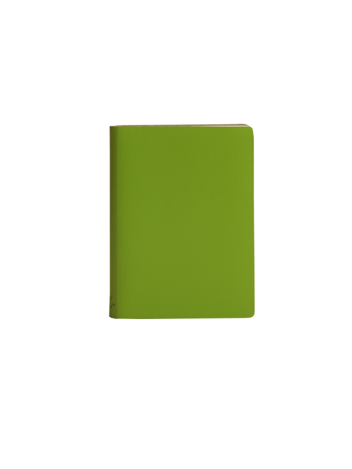 Paperthinks Pocket Ruled Notebook Lime