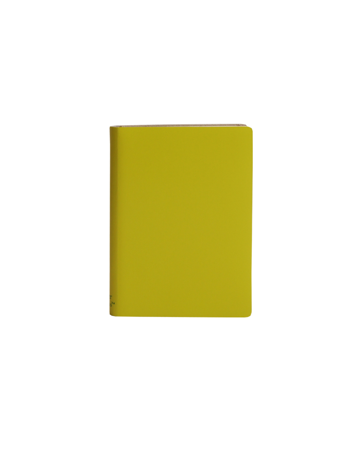 Paperthinks Pocket Ruled Notebook Lemon Grass