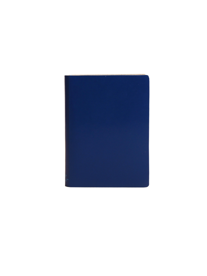 Paperthinks Pocket Ruled Notebook Marine Blue