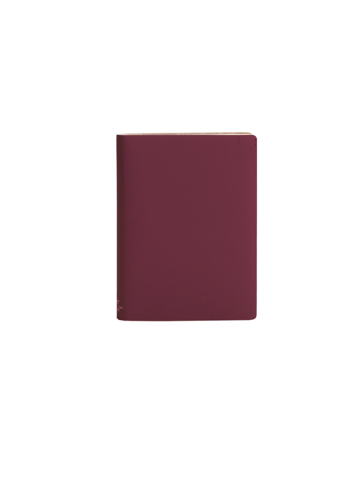 Paperthinks Pocket Ruled Notebook Plum