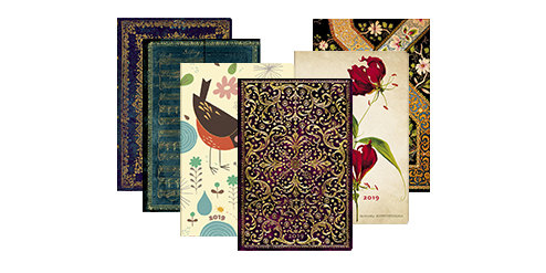 Paperblanks 2019 Day Planners