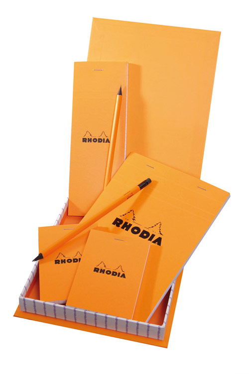 Rhodia Treasure Box-The Perfect Gift for Rhodia fans