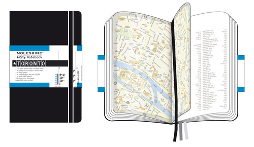 Moleskine City Notebook Toronto