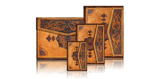 Paperblanks Safavid Binding Art