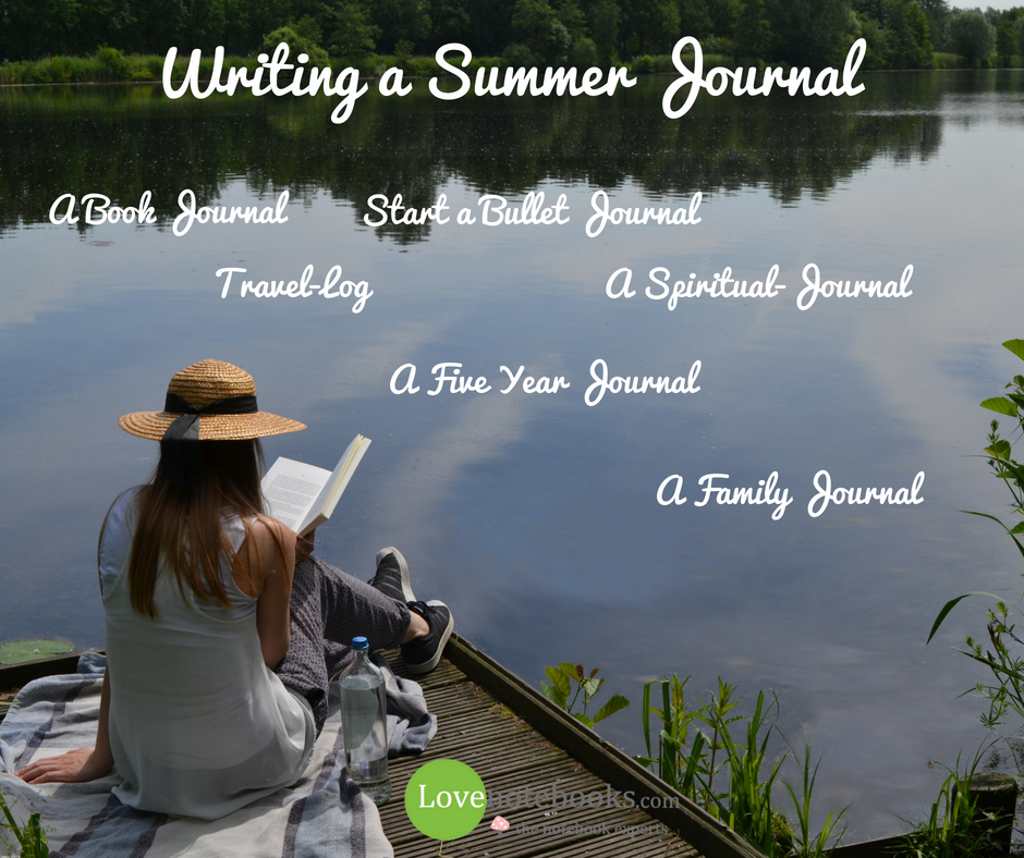 Summer Journal Ideas and Suggestions