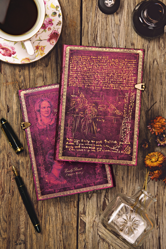 Paperblanks Bronte Sisters Journals