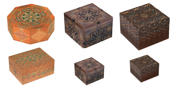 Paperblanks Memento boxes