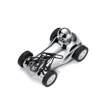 Troika Grand Prix Mechanical Paperweight