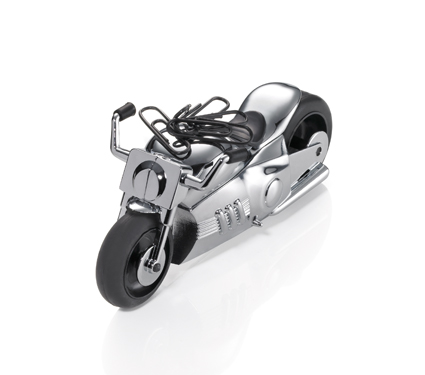 Troika Easy Rider Mechanical Paperweight