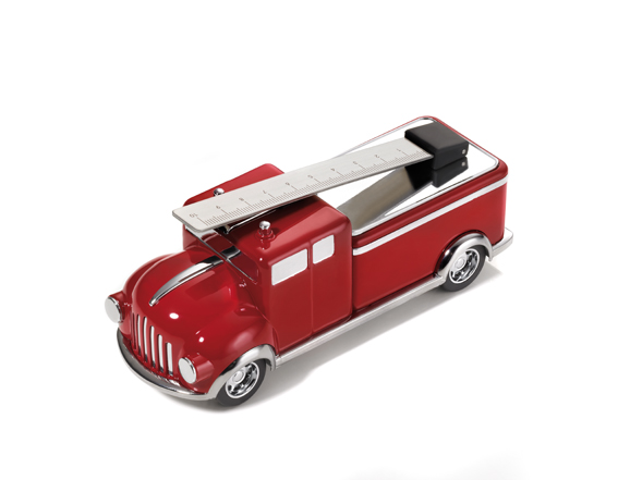 Troika Classic Fire Truck Paperweight