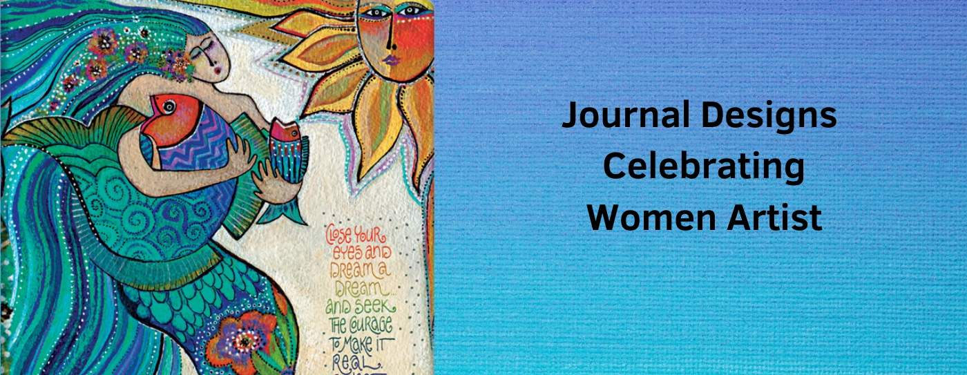 Journals, Art by Women Artists