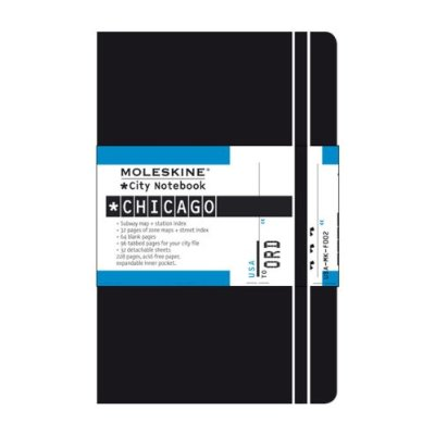 Moleskine City Notebook Chicago