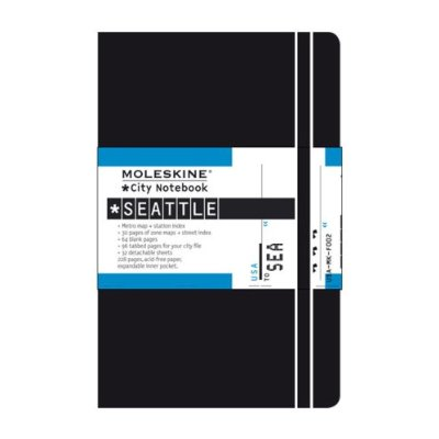 Moleskine City Notebook Seattle
