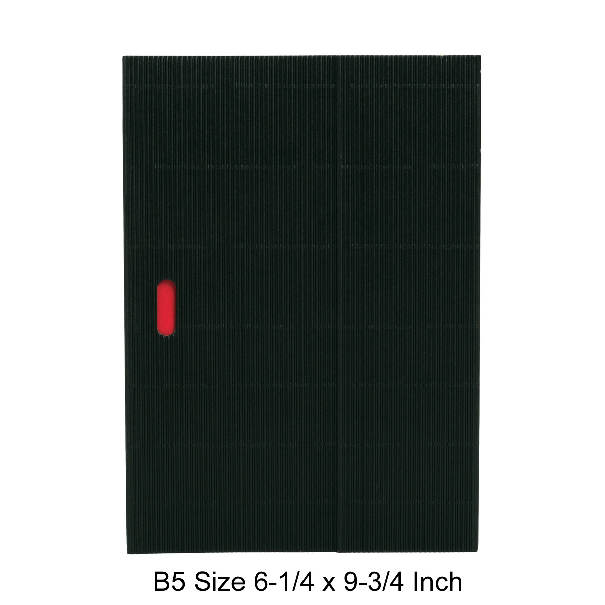 Paper-Oh Ondulo Notebook B5 Size with Magnetic Wrap