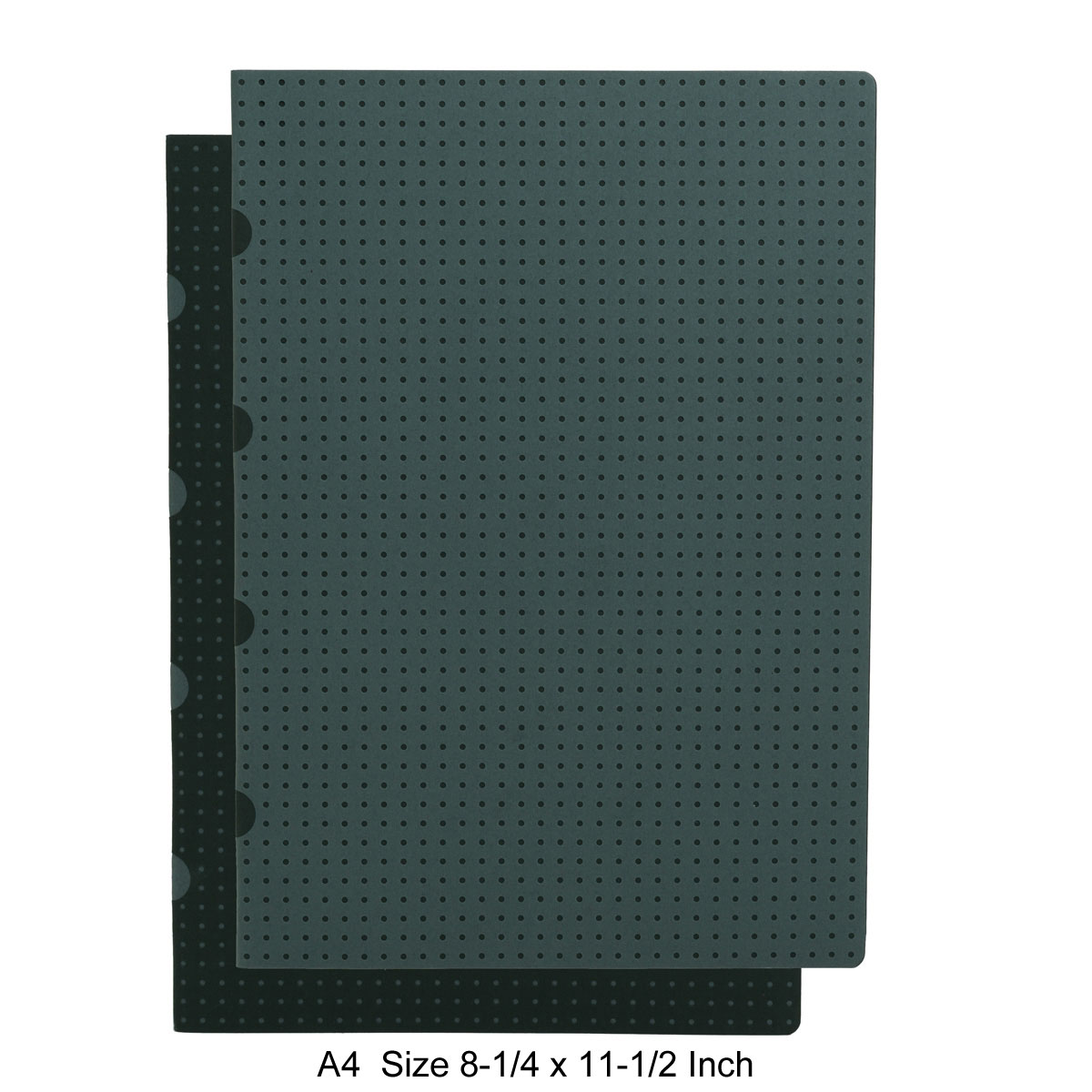 Paper-Oh Circulo Cahier Notebook A4 Size Mixed Set of 2