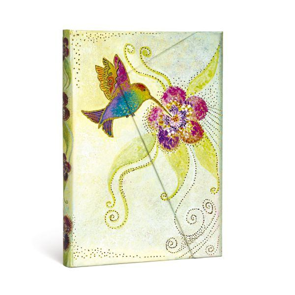 Paperblanks Laurel Burch Hummingbird Midi 5 x 7 Inch