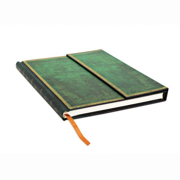 "Paperblanks Jade Ultra 7"" x 9"" Journal"