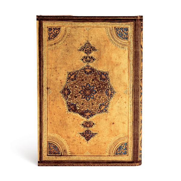 Paperblanks Safavid Mini 4 x 5.5 Inch Journal
