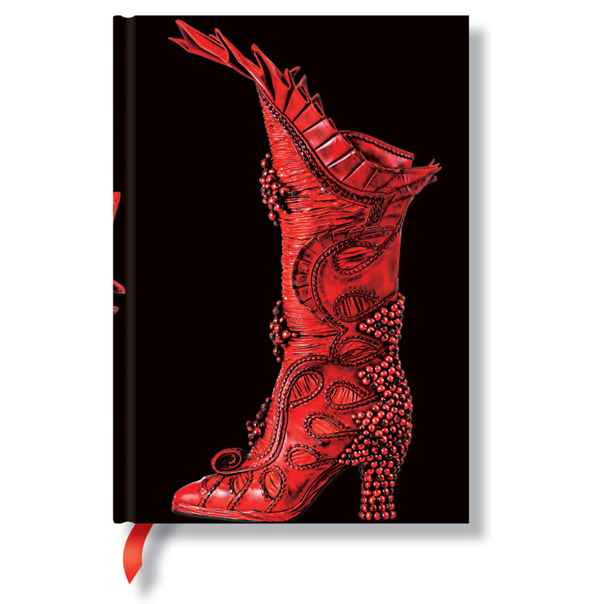 "Paperblanks Fabulous Footwear Sorceress 5"" x 7"" Midi Journal"