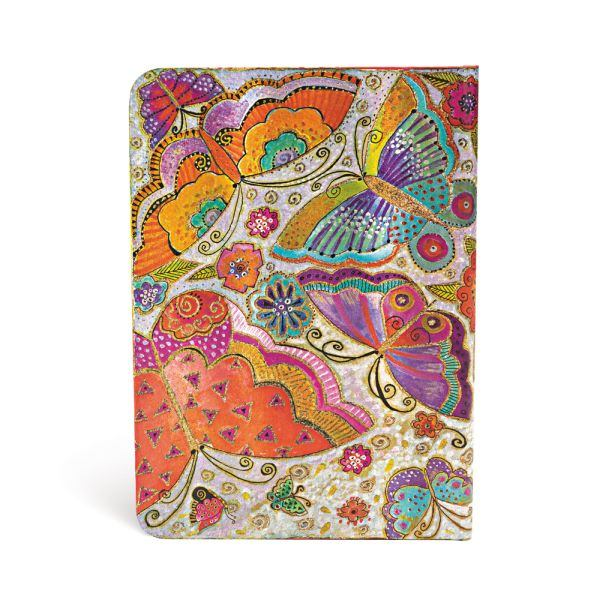 Paperblanks Laurel Burch Flutterbyes Midi 4.75 x 6.75 Journal