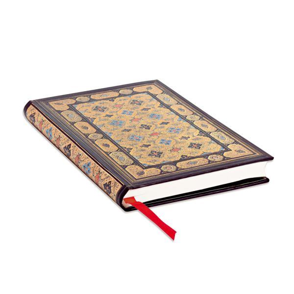 Paperblanks Shiraz Midi 5 x 7 Inch Lined Journal