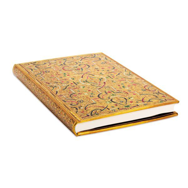 Paperblanks Gold Inlay Midi 5 x 7 Inch Address Book
