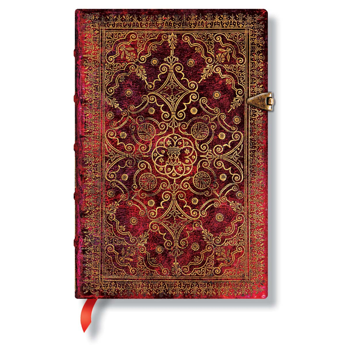 Paperblanks Equinoxe Carmine Mini 3.75 x 5.5 Inch Journal