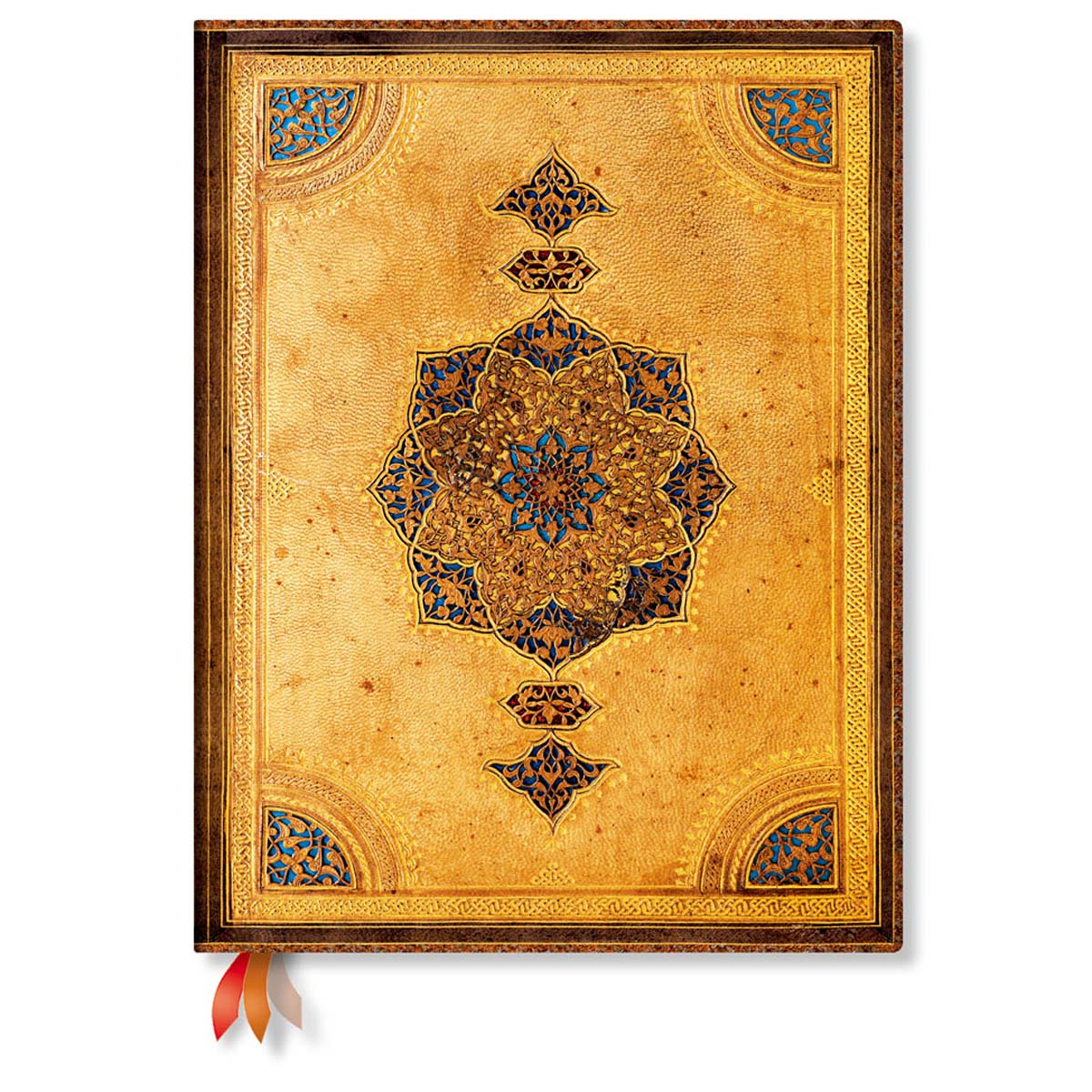 Paperblanks Dot-Grid Safavid Ultra 7 x 9 Inch