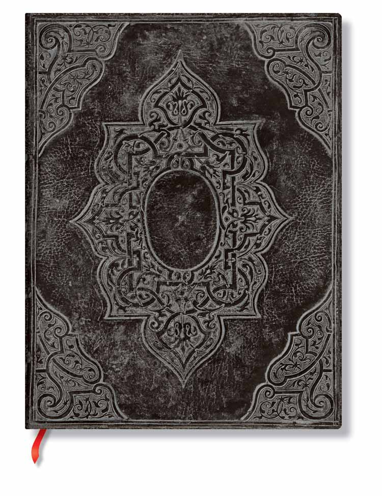 "Paperblanks Ultra, Via Romana Concordia 7"" x 9"" Lined Journal"