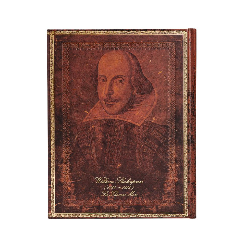 Paperblanks Ultra Shakespeare: Sir Thomas More 7 x 9 Inch