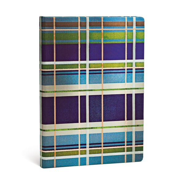 Paperblanks Mad For Plaid Davenport Midi 5 x 7 Inch Journal