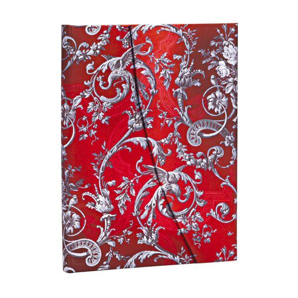 Paperblanks Midi, Enchanted Evening 5 x 7 Inch Lined Journal