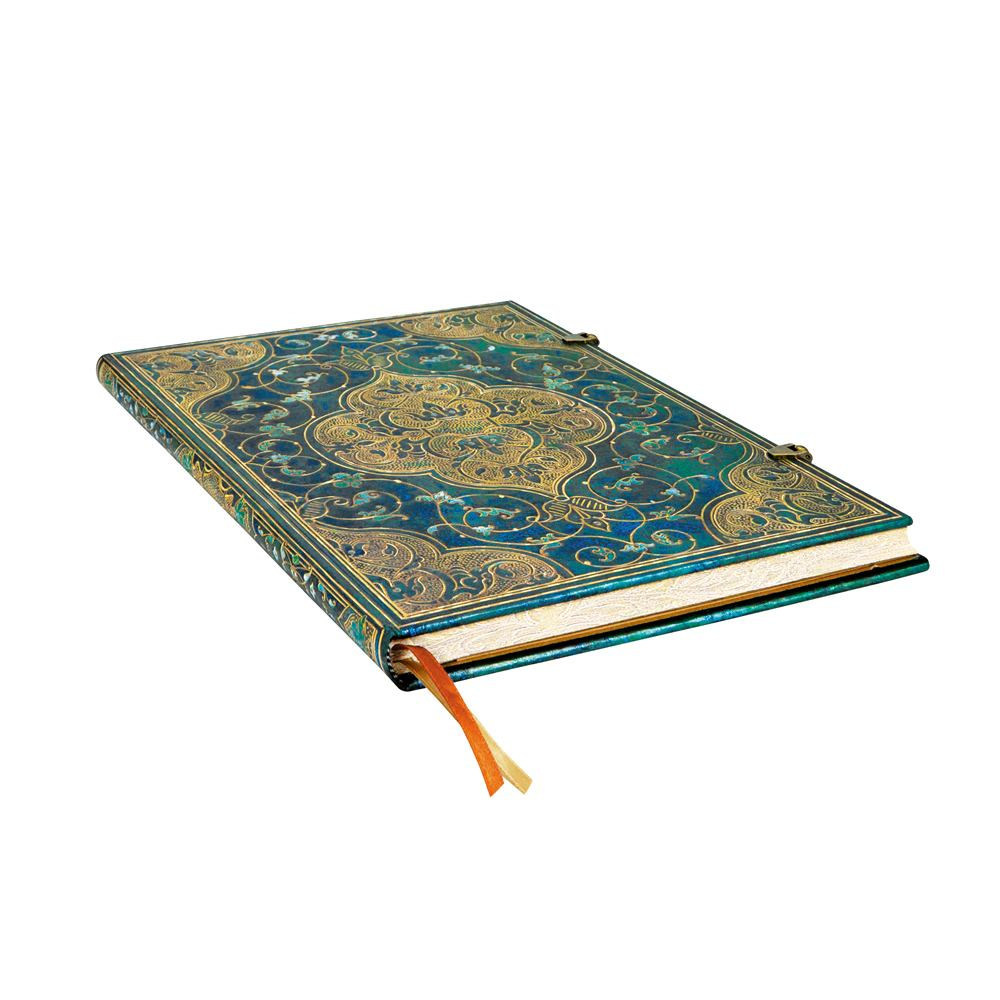 "Paperblanks Grande Turquoise Chronicles 8.25"" x 11.75"""