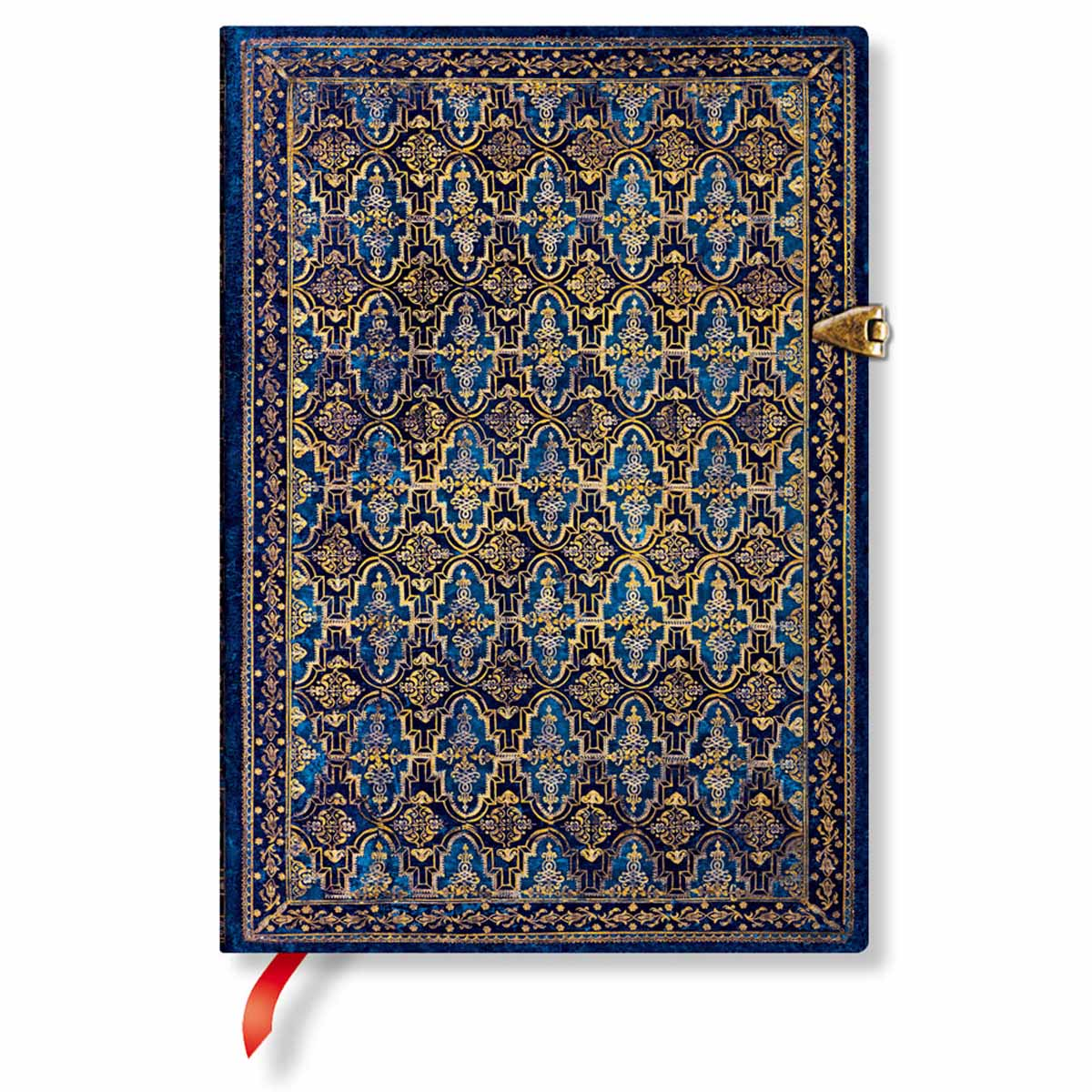 Paperblanks Blue Rhine Midi 5 x 7 Inch Hardcover journal